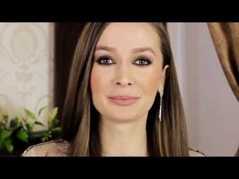Makeup your day by Aliona | Machiaj pentru Cocktail Party - Smokey Eyes