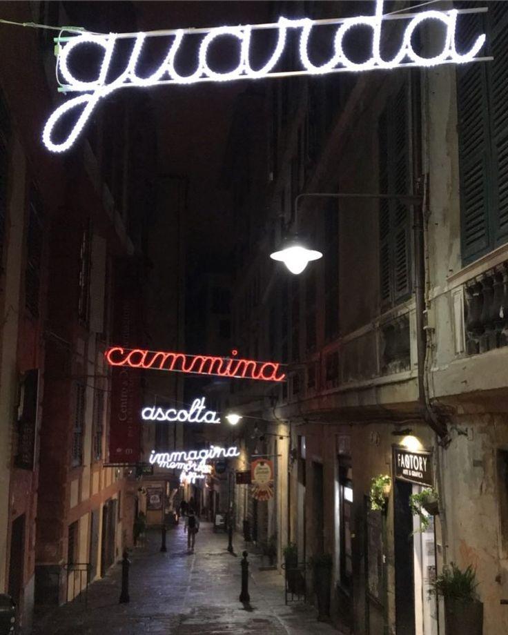 Medieval alleys are my favorite kind of alleys #Genova #morethanthis #italogram