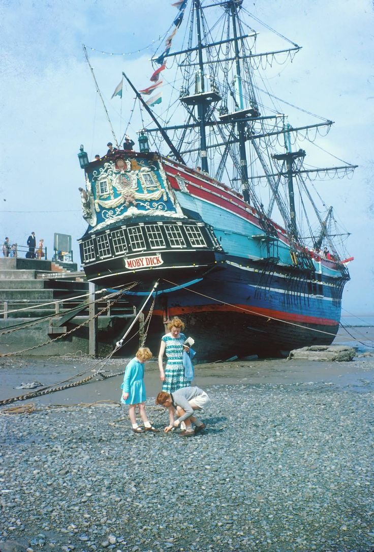 The Moby Dick in Morecambe, late 1960s | The Past ...