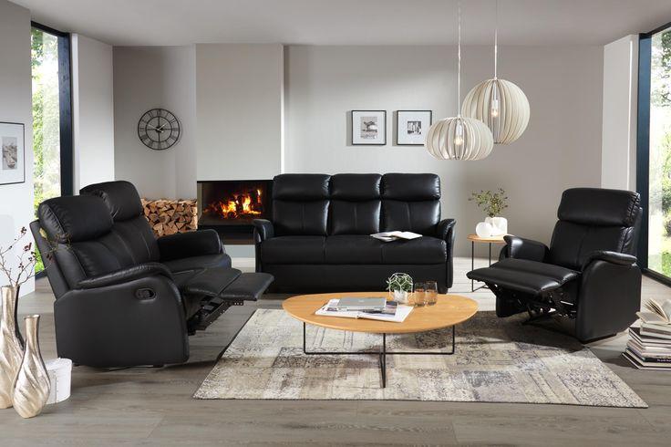 Sitzgarnitur mit Relaxfunktion Entspannen wie im Kino - leinwand für wohnzimmer