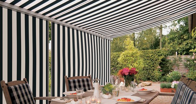 Photo Gallery For Markilux 6000 Retractable Awning