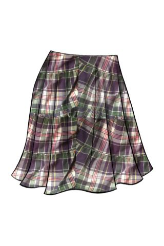 A great post about copycat skirts with links to some Anthropologie knock offs!