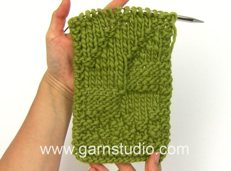 DROPS Knitting Tutorial: How to work after chart A.1, A.2, A.3 and A.4 in DROPS 163-10