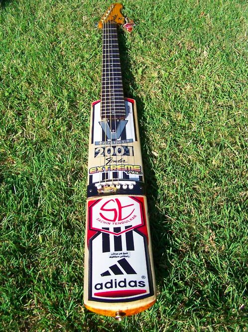 Funny Cricket Bat Uses