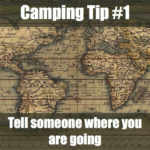 10 Brilliant Camping Tips from Reddit Users - 50campfires.com/... #campingtips #campinghacks #camping