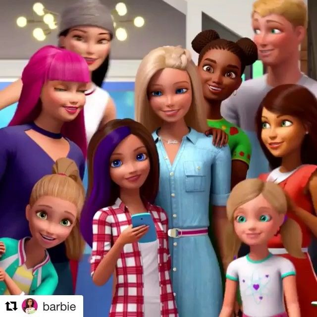 Barbie Dreamhouse Adventures New Series On Netflix May 3