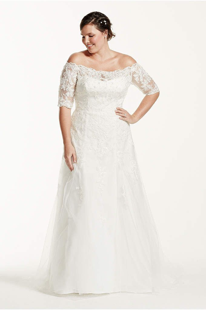 Best David us Bridal has beautiful plus size wedding dresses that e in a variety of sizes u