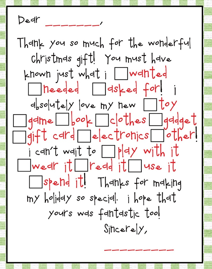 61 best wedding thank you images on pinterest christmas letters thank you letters for kids spiritdancerdesigns Gallery