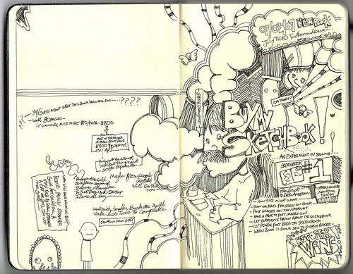 Buy My Sketchbook