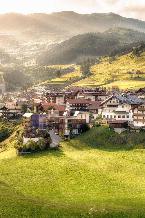 Serfaus, Austria ↝ Andreas Schalber