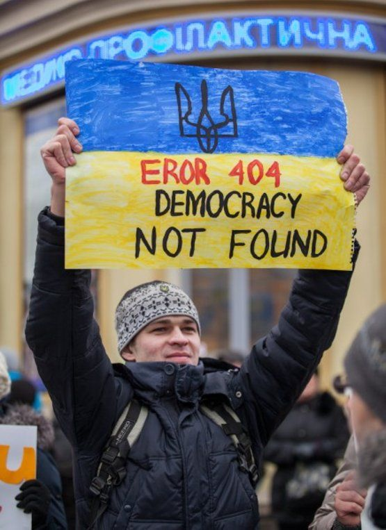 #Euromaidan Protests: 'We Fight to Remain Ukraine' Click here to know more!: https://www.oximity.com/article/-Euromaidan-Protests-We-Fight-to-Remai-1