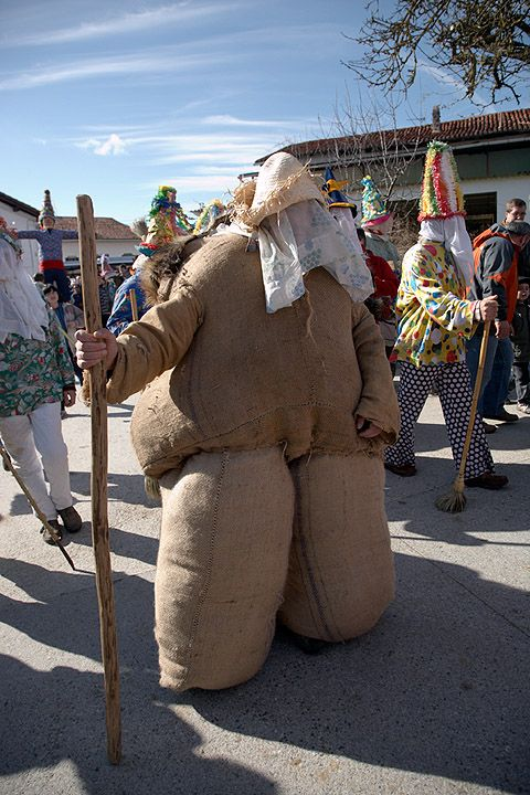 Carnavales de Lantz. Navarra. © Inaki Caperochipi Photography