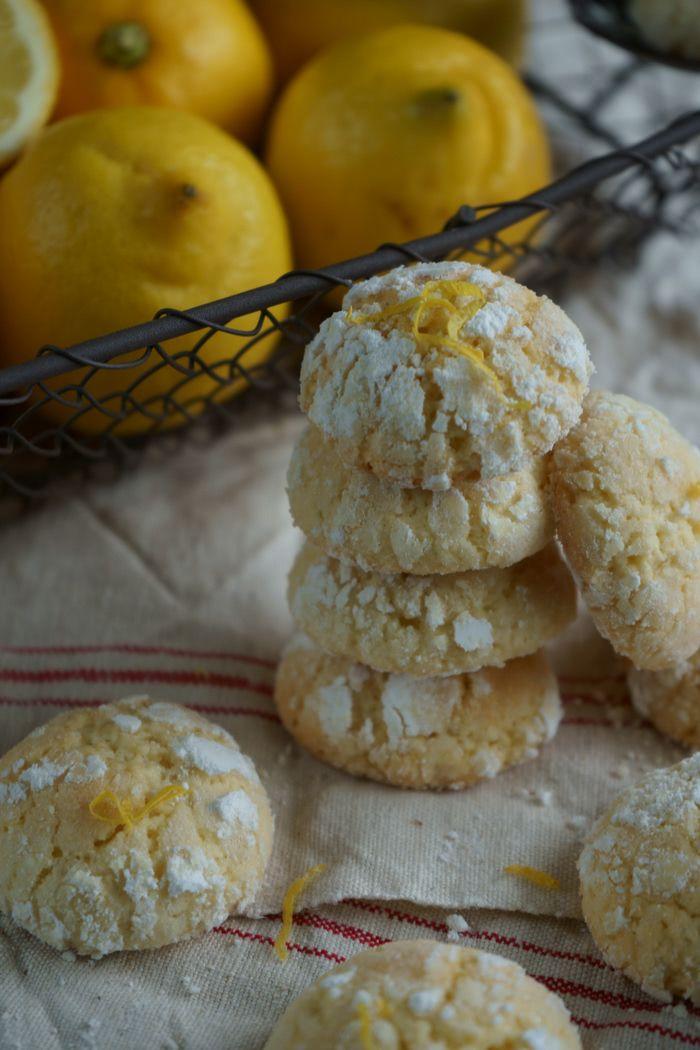Biscotti al Limone – italienisches Zitronenplätzchen