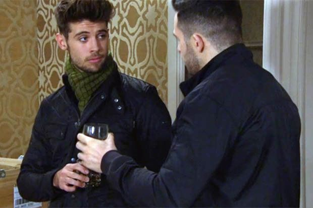 Emmerdale spoilers revealed that Joe Tate (Ned Porteous) may soon get his comeuppance. And with Ross Barton (Michael Parr) befriending the village villain, we can only assume that it's right around the corner. Ross grew close to Joe in hopes of getting revenge on behalf of the Dingle clan.