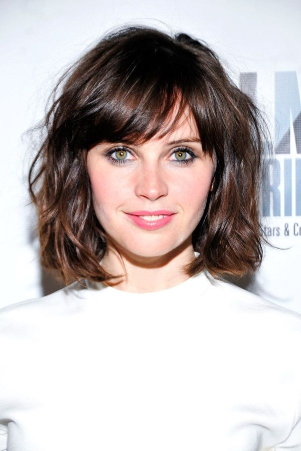 Awe Inspiring 1000 Ideas About Hair With Bangs On Pinterest Curly Hair With Short Hairstyles Gunalazisus