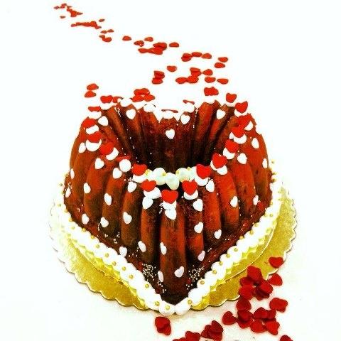 Valentine's Cake!