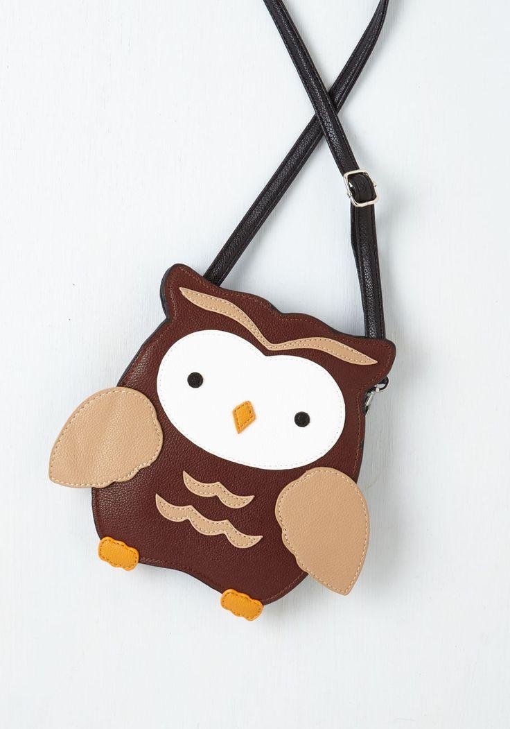 Handbags - Critter-cal Mass Bag in Owl