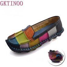 Ручная работа винтаж женщин женская обувь из натуральной кожи мокасины мокасины мягкая корова мышцы подошва повседневная обувь квартиры(China (Mainland))
