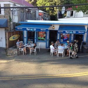 Woody's- St. John USVI We went to Woody's for drinks every ...