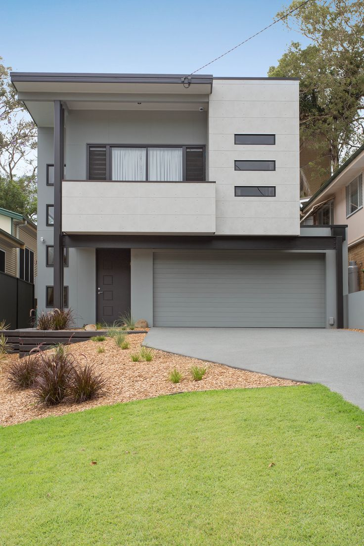 Designer Series Urban Grey perfects the 'industrial' look with the raw concrete aesthetic that the cladding provides.