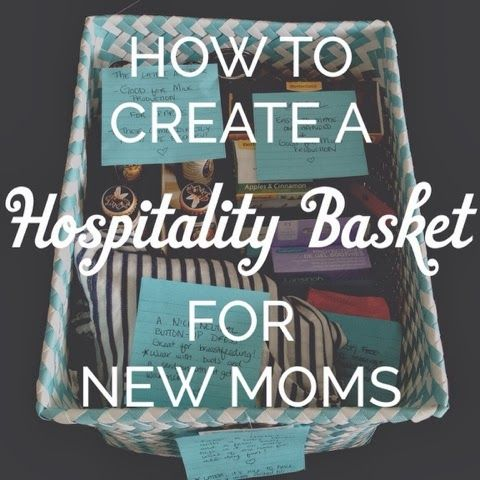 online sneaker outlet Showing Brand New Mamas Some LOVE  How to create a hospitality basket for new moms