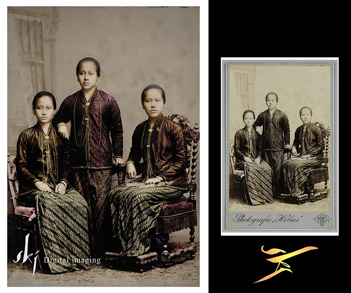 Raden Adjeng Kartini was born on April 21, 1879, in Mayong, Indonesia.