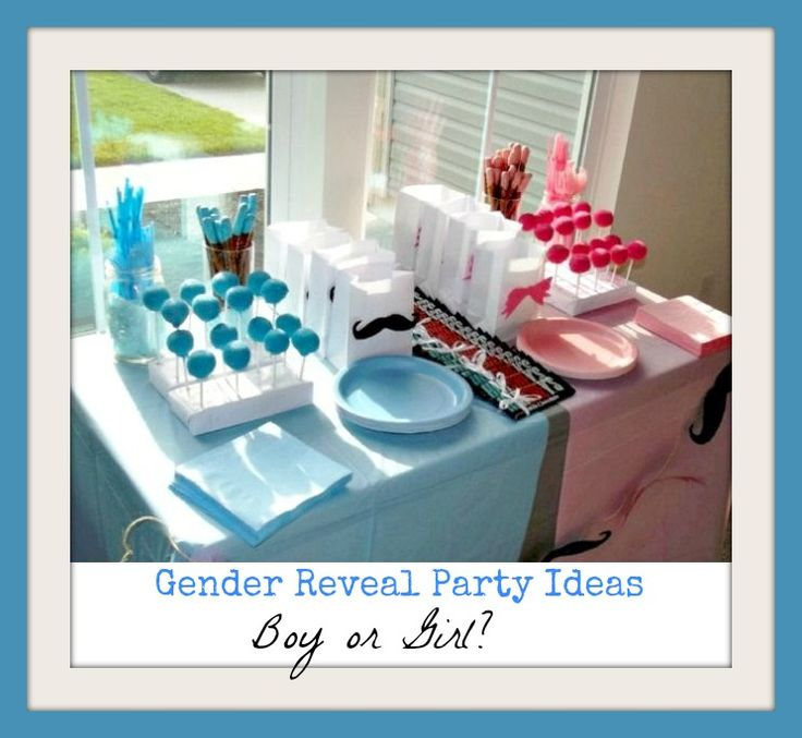 Baby Shower Reveal Party: 1000+ Images About Baby Shower Ideas On Pinterest