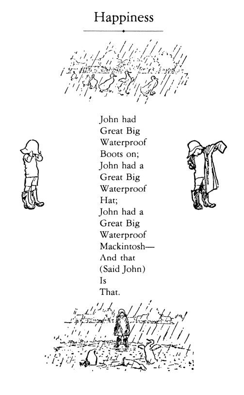 One hundred and thirty years ago today, Alex Alexander Milne (1882-1956) took his first breath. Best known for authoring the Winnie-the-Pooh book series, among the most beloved children's books with timeless philosophy for grown-ups