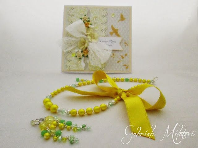 Hand-Crafted by Gabi M.: TUTORIAL: Wedding Gift Card
