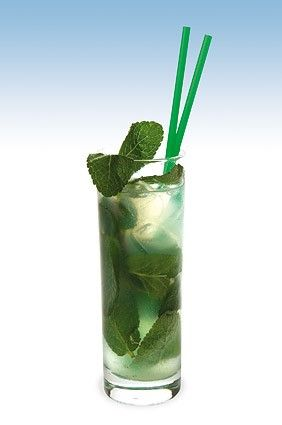 Absinthe Mojito   Cocktail Recipes #drinks #cocktails #drinkrecipes