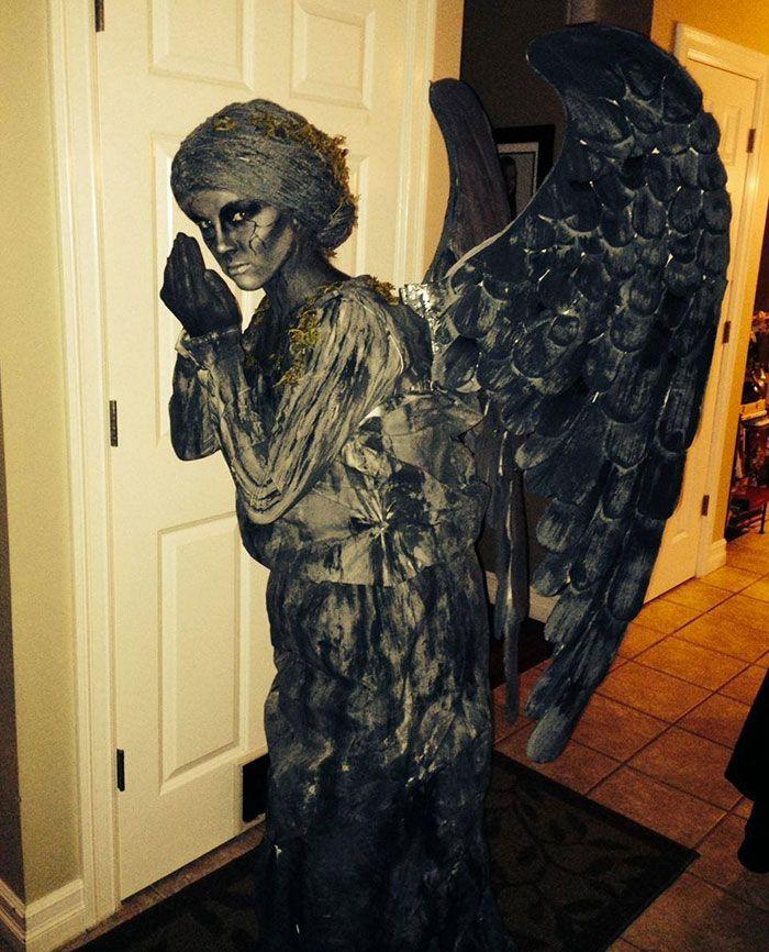 19 suggestions de costumes d'Halloween originales et marrant