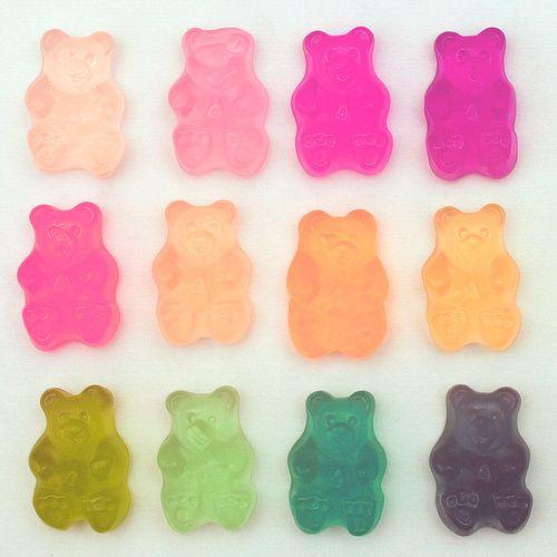 gummy color...