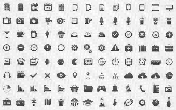 pixel-perfect-icons