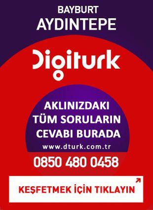 Digiturk Aydıntepe - Servis Satış Noktası - 0458 Bayburt