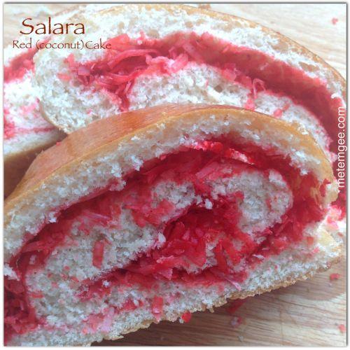 Salara (Guyanese Red Cake)