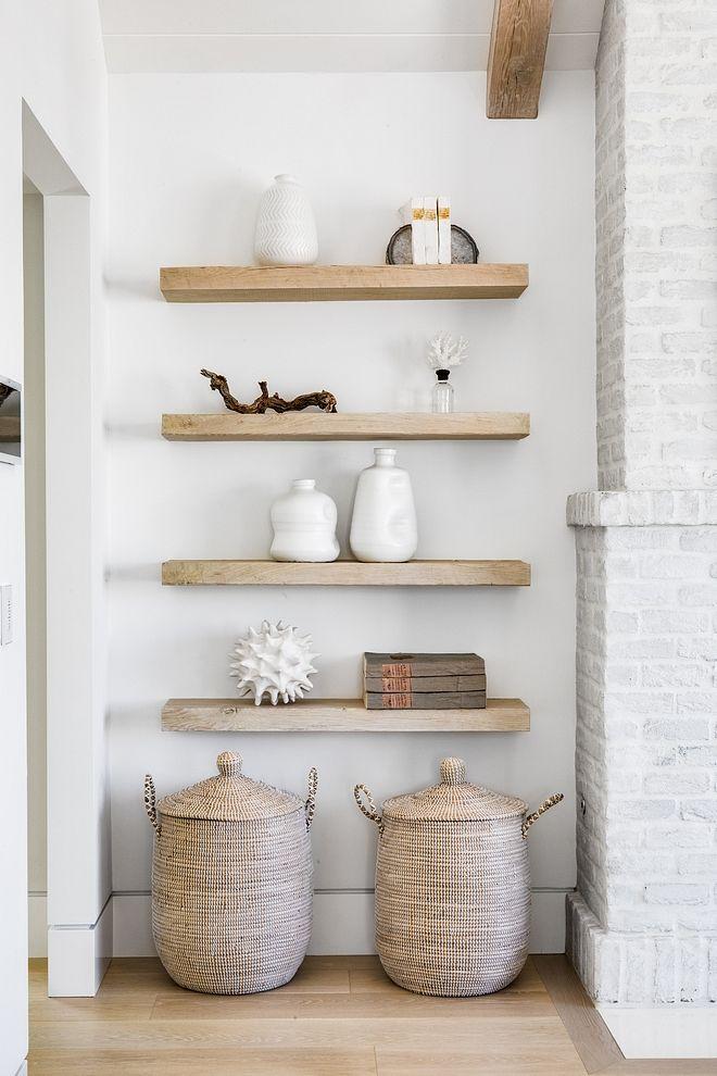 Top 5 Spring Home Decor Trends For 2020 Home Bunch Interior Design Ideas In 2020 Floating Shelf Decor Floating Shelves Trending Decor