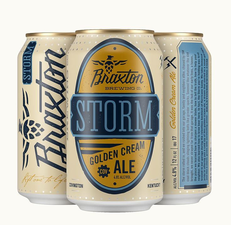 Braxton Storm Cans