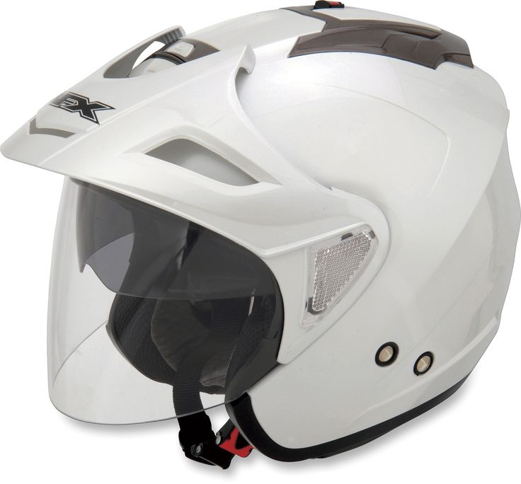 FX-50 Pearl White Helmet from AFX