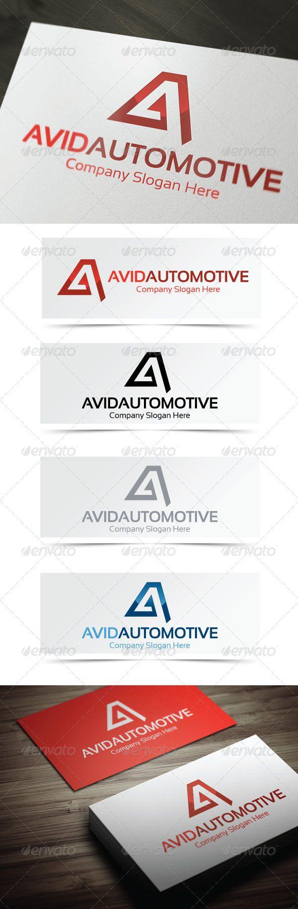 Avid Automotive Medical LogoLetter LogoLogo TemplatesStar