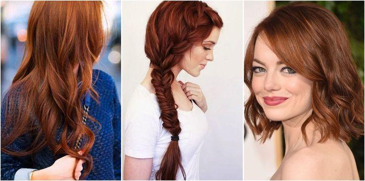 Ideas para teñir tu cabello en tonos cobrizos, ¡una tendencia en auge!