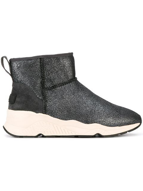 ASH 'Miko' trainer boots. #ash #shoes #sneakers