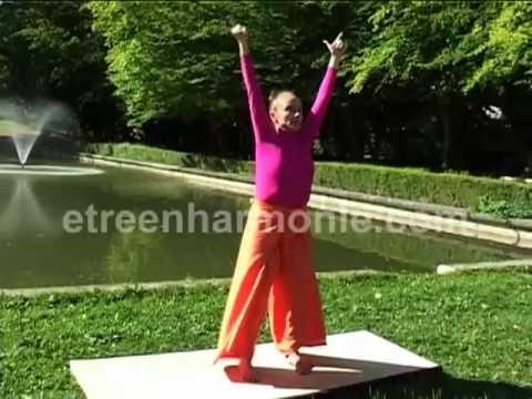 """Qi Gong - Les 5 mouvements énergétiques - 5'35"""""""