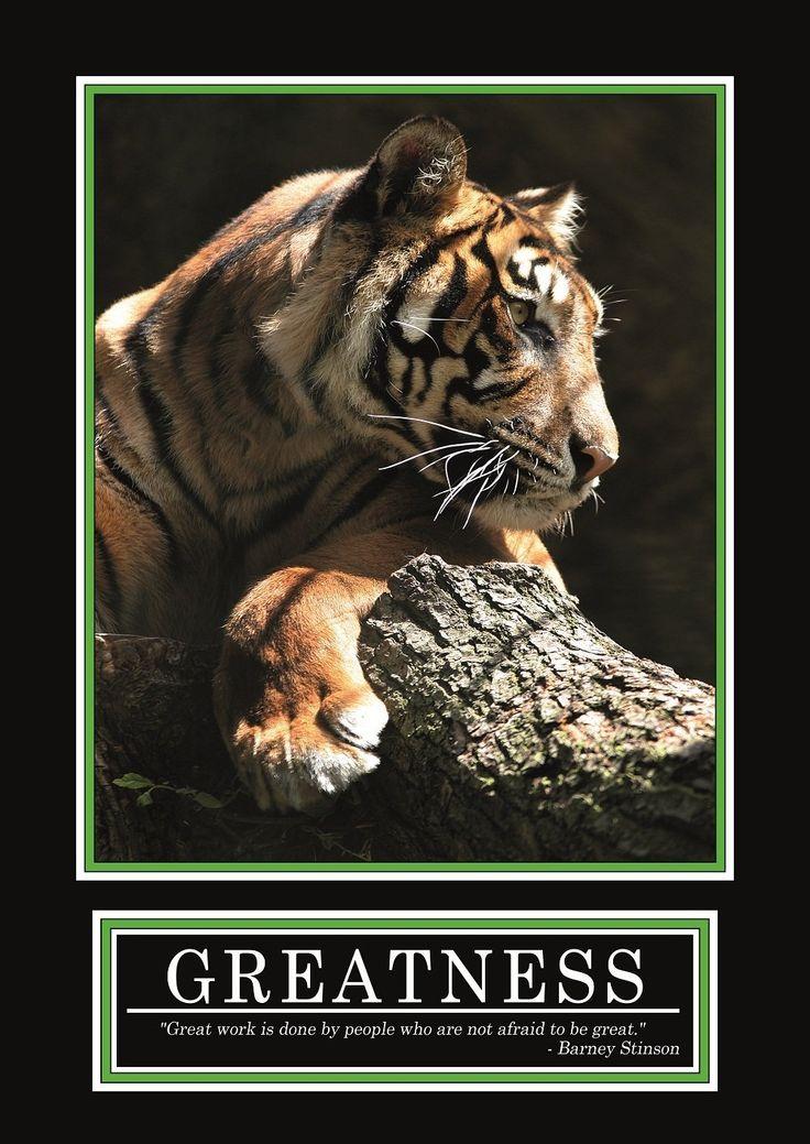 Amazon.com - Greatness Poster - Original - Barney Stinson Poster ...