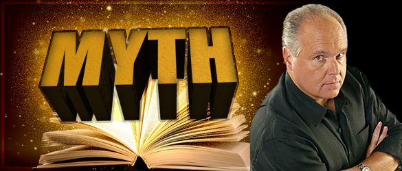 The RACE Myth Must be Protected -- and All Who Threaten the Myth Must be Destroyed - The Rush Limbaugh Show