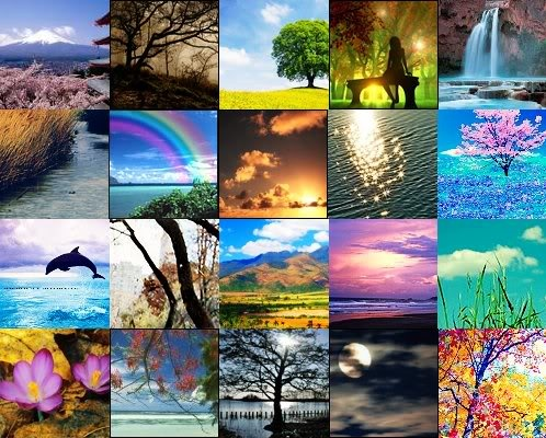 Natures Best Wonders Of The World Backgrounds