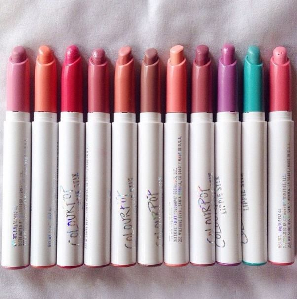 ♥ ♥ Colourpop lippies