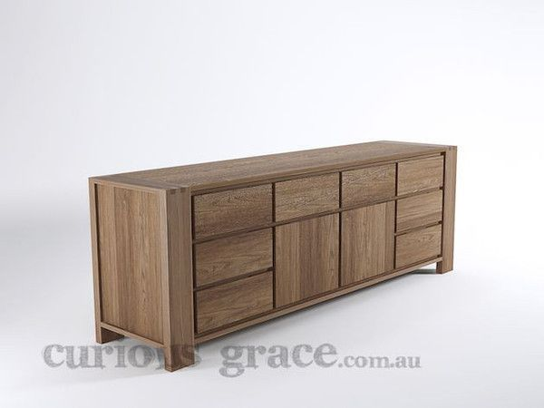 Experience Sideboard with 8 drawers