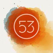 Paper by FiftyThree by FiftyThree, Inc. Appen er gratis og helt perfekt til at male og tegne i. Kan kun anbefales