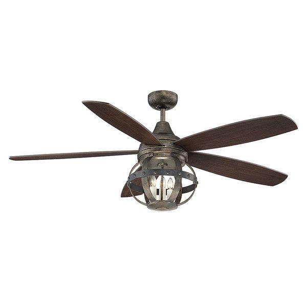 mia ceiling fan - Flush Mount Ceiling Fans