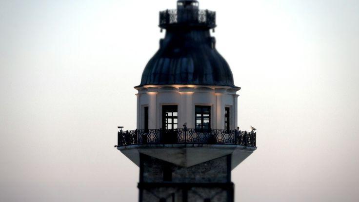 İstanbul'un yalnız kızı: Kız Kulesi
